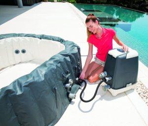 whirlpool outdoor aufblasen